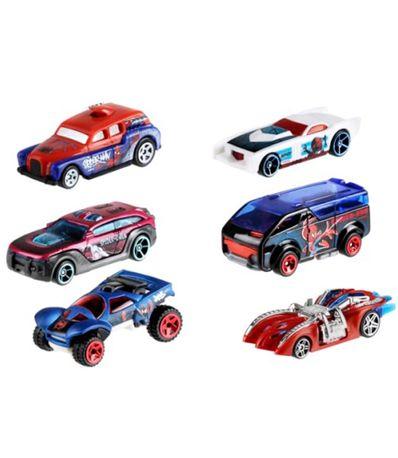 Hotwheels-Spiderman-um-novo-universo-sortido