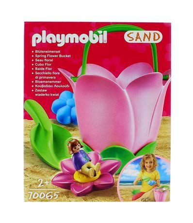 Flor-de-balde-de-areia-Playmobil