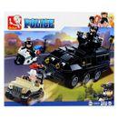 Sluban-Bloques-de-Construccion-Policia-Armado