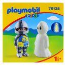 Playmobil-123-Cavaleiro-com-Fantasma