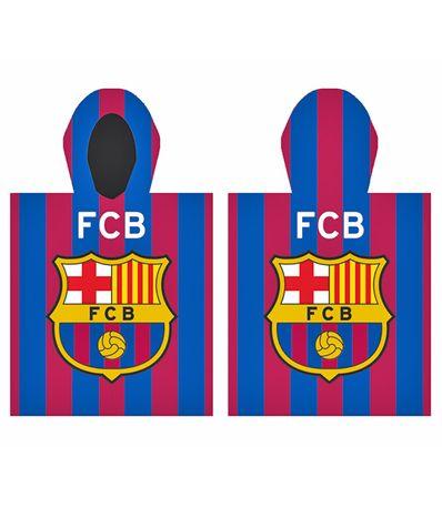 FC-Barcelona-Toalha-Poncho