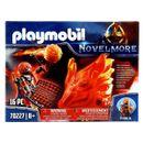 Playmobil-Novelmore-Espiritu-Fuego-Bandido-Burnham