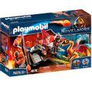 Playmobil-Novelmore-Treinamento-Dragao-Bandidos