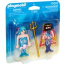 Playmobil-Magic-Duo-Pack-Roi-de-la-mer-et-sirene