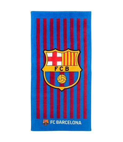 Serviette-FC-Barcelona