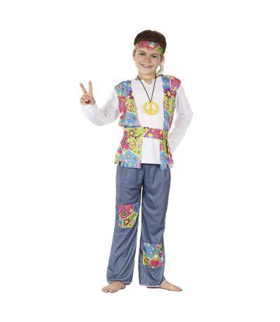 Deguisement-Hippie-Enfant