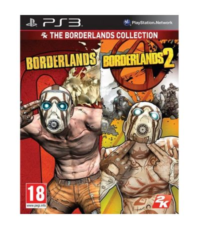 Borderlands-Collection--1-2---Importacion-UK--PS3