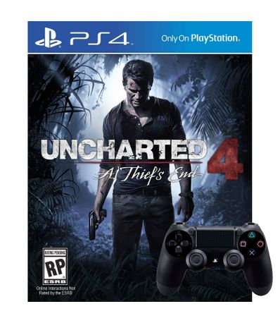 Uncharted-4---Dualshock-4-PS4