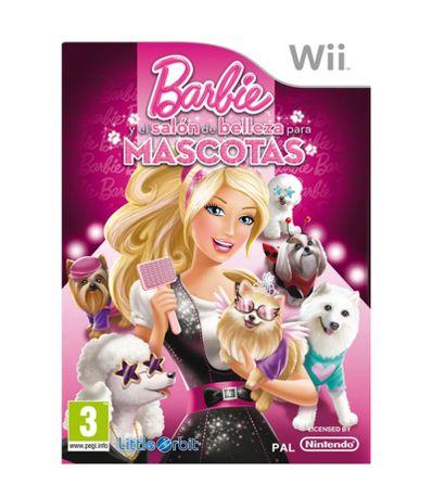 Barbie-Salon-De-Belleza-Para-Mascotas-WII