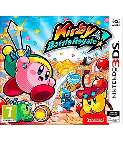 -Kirby-Battle-Royale-3DS