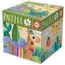 Puzzle-Llama-48-Piezas