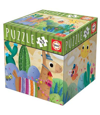 Flame-Puzzle-48-Pieces
