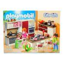 Playmobil-City-Life-Cozina