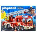 Playmobil-Action-Camion-Grua-de-Bomberos-Escalera