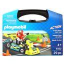 Playmobil-Action-Mala-Go-KArt-Racer