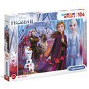 Puzzle-Disney-Frozen-2