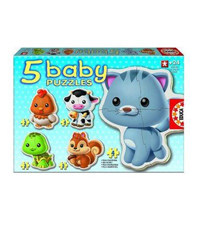 Puzzles-animal-do-bebe
