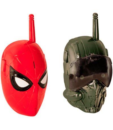 Spiderman-Walkie-Talkie