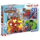 Marvel-Super-Hero-Puzzles-3x48-piezas