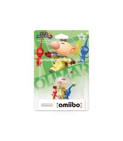Figura-Amiibo-Pikmin---Olimar--Serie-Ssb-