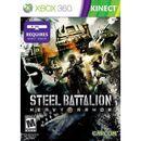 Steel-Batallion--Heavy-Armor---Kinect-XBOX-360