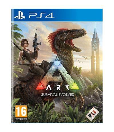 Ark--Survival-Evolved-PS4
