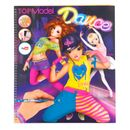 Top-Model-Cuaderno-Diseño-Dance