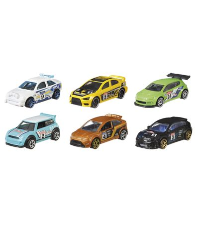 Assortiment-de-marques-de-vehicules-Hot-Wheels