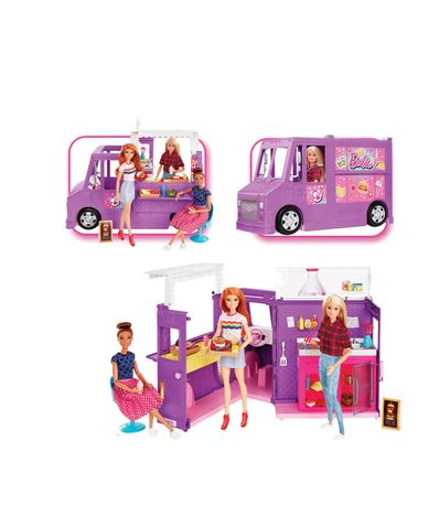 Barbie-Camioneta-Comida