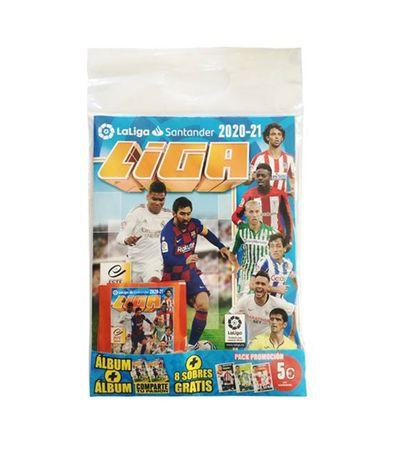 Album-Stickers-Liga-2020-2021---8-enveloppes