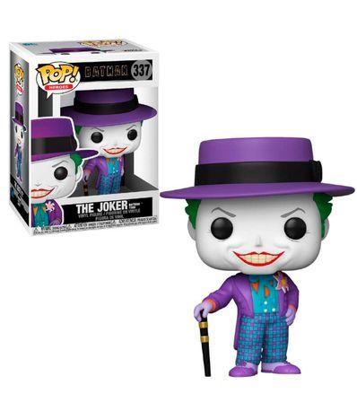 Funko-POP--Batman-Joker-avec-chapeau