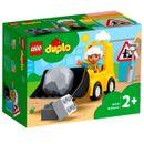 Lego-Duplo-Bulldozer