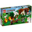 Lego-Minecraft-Looter--39-s-Outpost