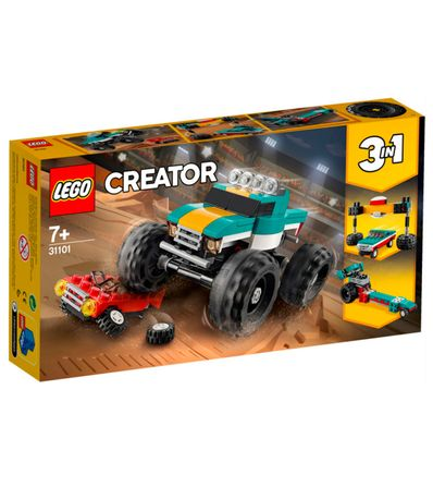 Lego-Creator-3-en-1-Monster-Truck
