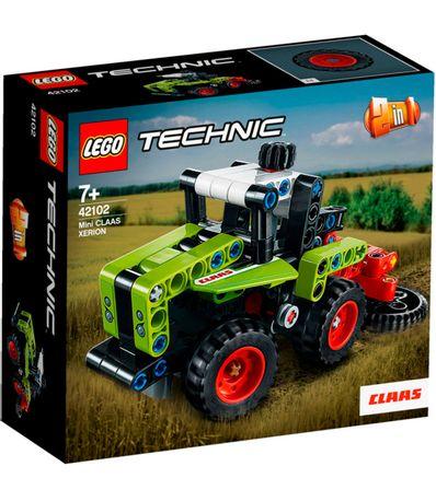 Lego-Technic-Mini-Claas-Xerion