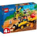 Bulldozer-de-construction-Lego-City