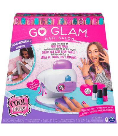 Ongles-glamour-de-luxe-Cool-Maker-Go-Glam-Studio