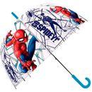 Spiderman-Paraguas-Transparente-Automatico