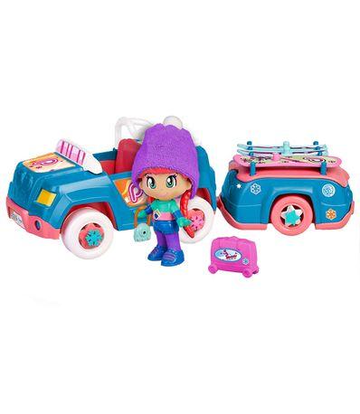 Pinypon-Snow-Car-com-trailer