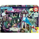 Puzzle-Maison-hantee-mysterieuse-100-pieces