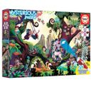 Puzzle-Mysterious-Magic-Forest-200-pieces