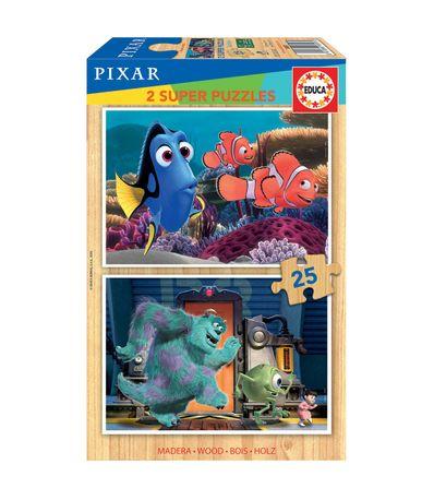 Puzzle-en-bois-Disney-Pixar-2x25