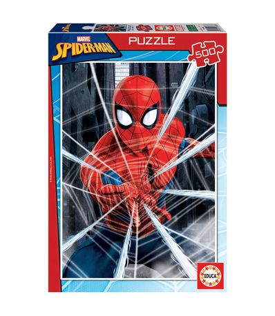 Puzzle-Spiderman-500-pieces