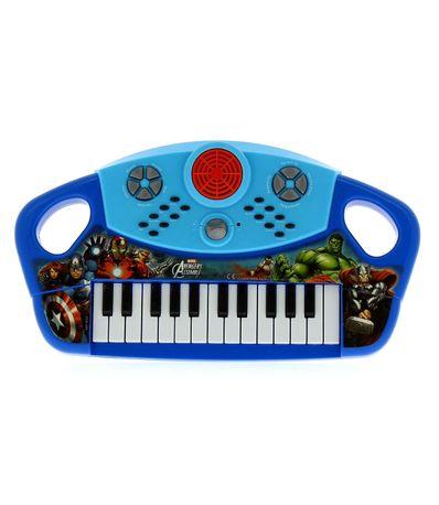 Los-Vengadores-Organo-Electronico