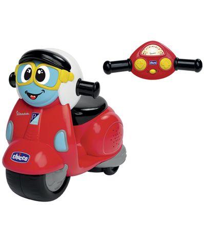 Scooter-Vespa-R---C-Enfant