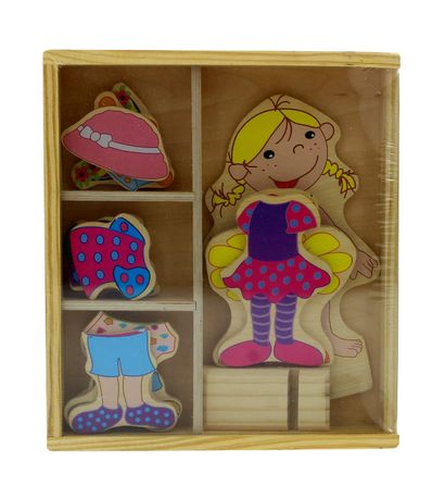 Dress-Doll-Puzzle