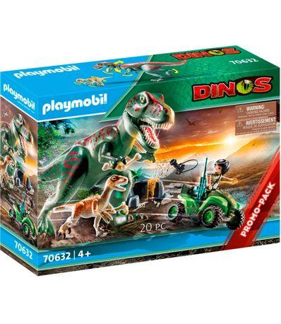 Playmobil-Dinos-T-Rex-Attaque