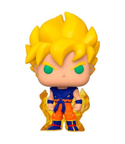 Funko-POP-Dragon-Ball-Z-Goku-SS-Primeira-Aparencia