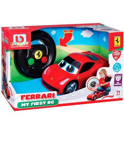 Ferrari-la-Ferrari-R---C-Infant