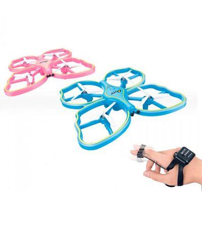 Drone-papillon-avec-bracelet-assorti